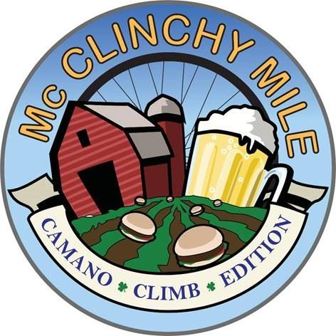 McClinchy Mile Bike Ride Logo