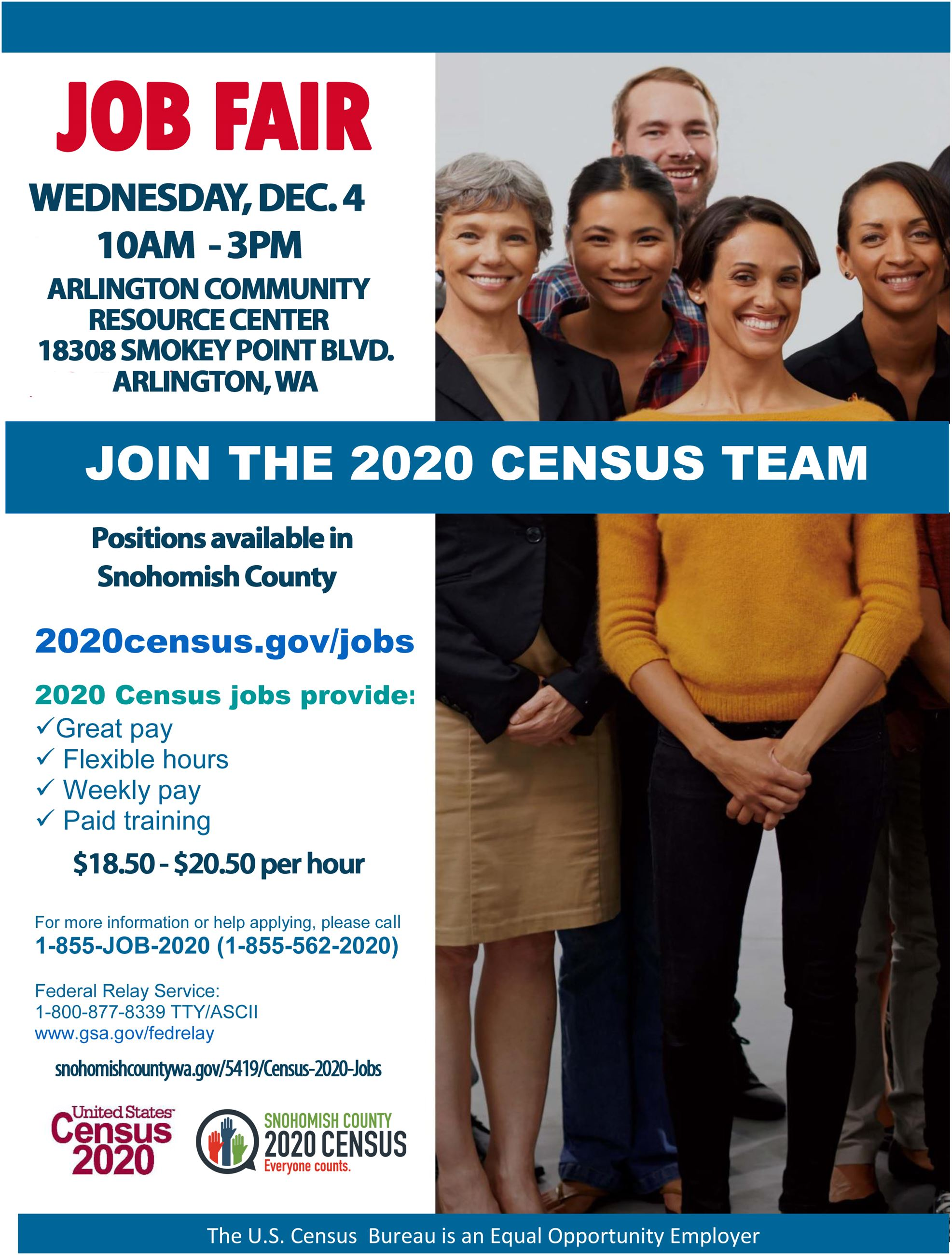 Census flyer 2